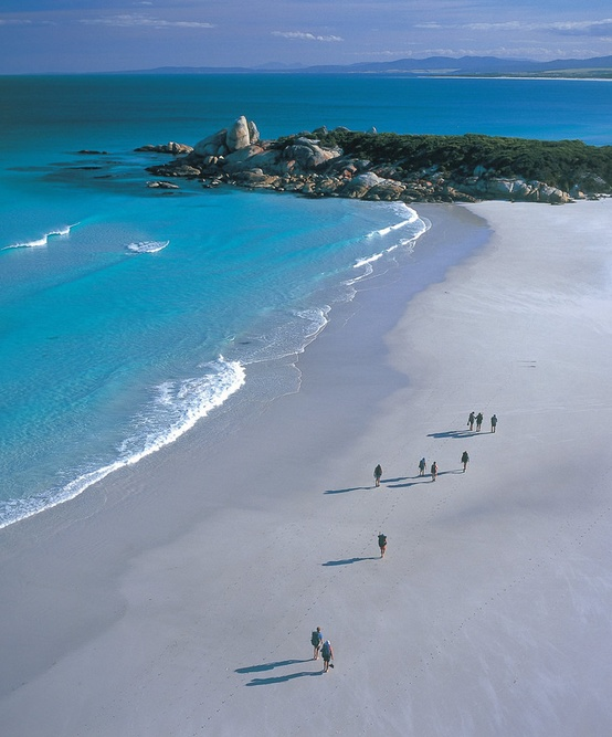 Photo:  Bay of Fires Walk, Tasmania