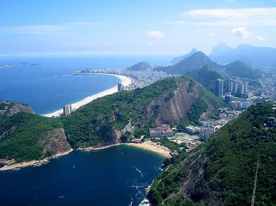 Photo:  Copacabana beach