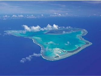 Photo:  Aitutaki, Cook Islands