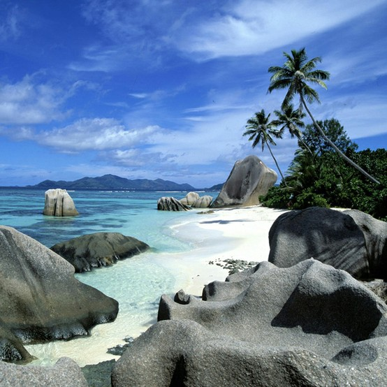 Photo:  Anse Source D'Argent Beach, Seychelles