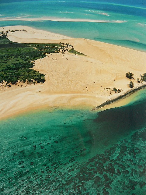 Photo:  Bazaruto island, Mozambique
