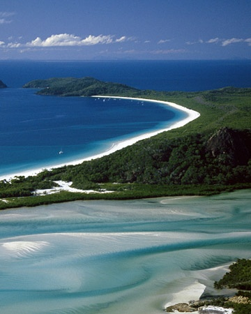 Photo:  Blue Pearl Bay, Hayman Island, Queensland, Australia