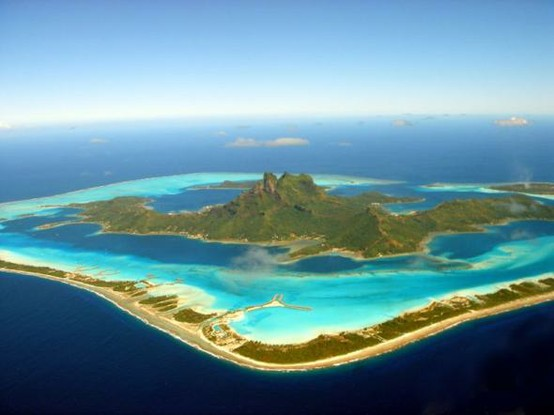 Photo:  Bora Bora, French Polynesia