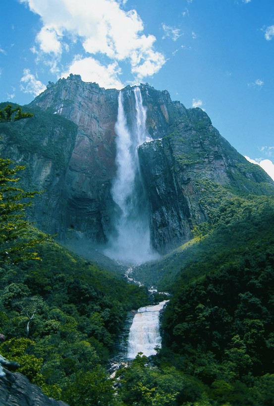 Photo:  Canaima National Park