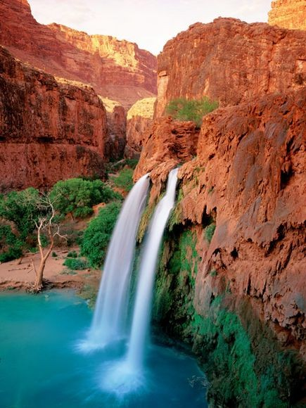 Photo:  Havasu Falls