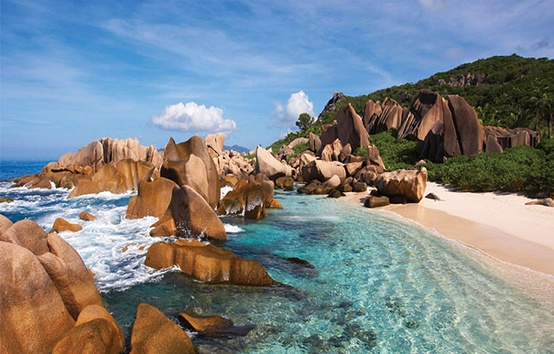 Photo:  Seychelles