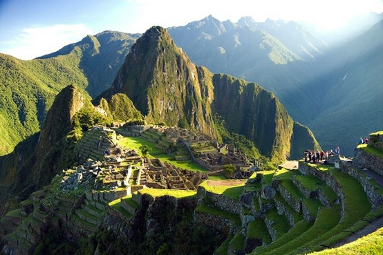 Photo:  Machu Picchu