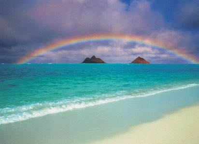 Photo:  Lanikai Beach, Hawaii