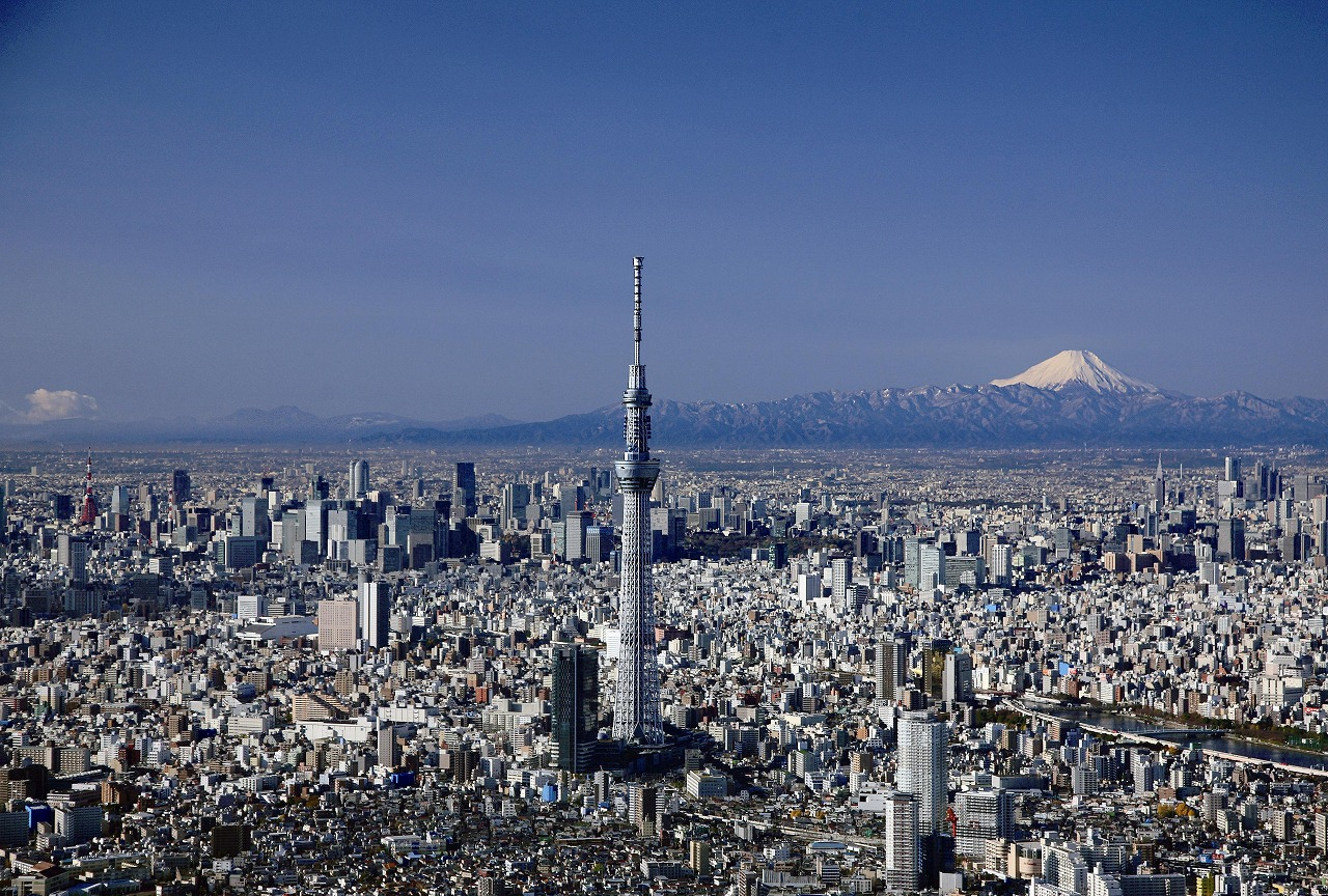 Photo:  141231skytree_P9_Exterior_13497