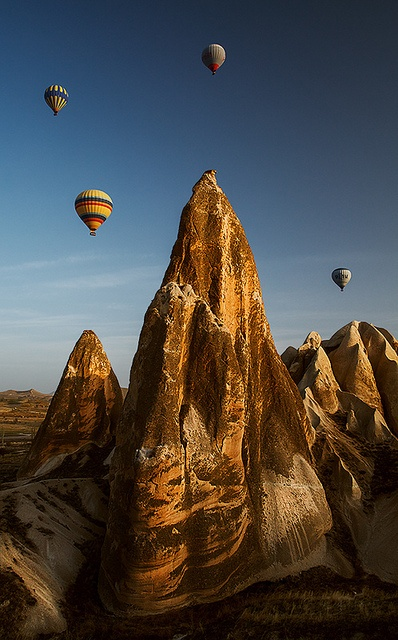 Photo:  Cappadocia, Turkey