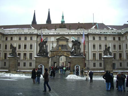 Photo:  Castello di Praga