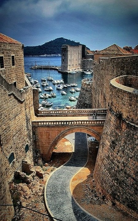 Photo:  Dubrovnik, Croatia