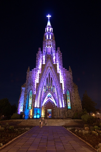 Photo:  Cathedral of Our Lady of Lourdes