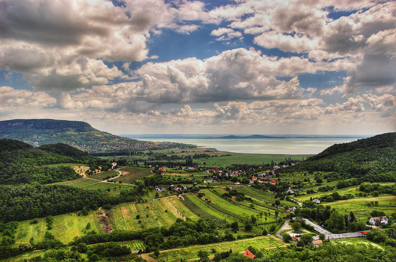 Photo:  Balaton Uplands National Park