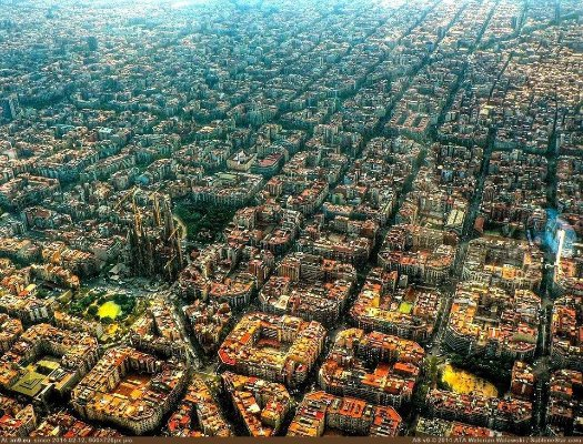 Photo:  Barcelona