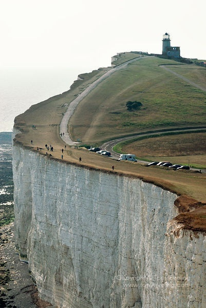 Photo:  Beachy Head, East Sussex, England