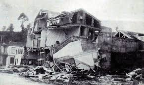 1960 Earthquake Valdivia