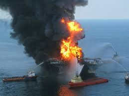 2010 Deepwater Horizon offshore drilling unit
