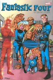 Fantastic Four cover 51-100