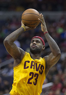 Photos of LeBron James