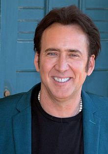 Photos of Nicolas Cage