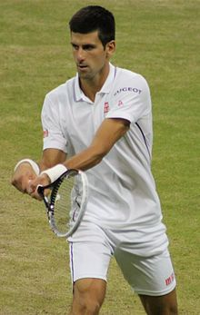 Photos of Novak Djokovic