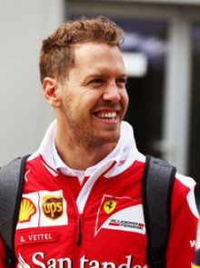 Photos of Sebastian Vettel
