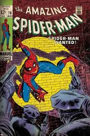 The amazing Spider-Man cover 1-50