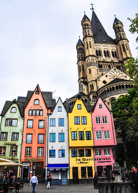 Photo:  Cologne, Germany
