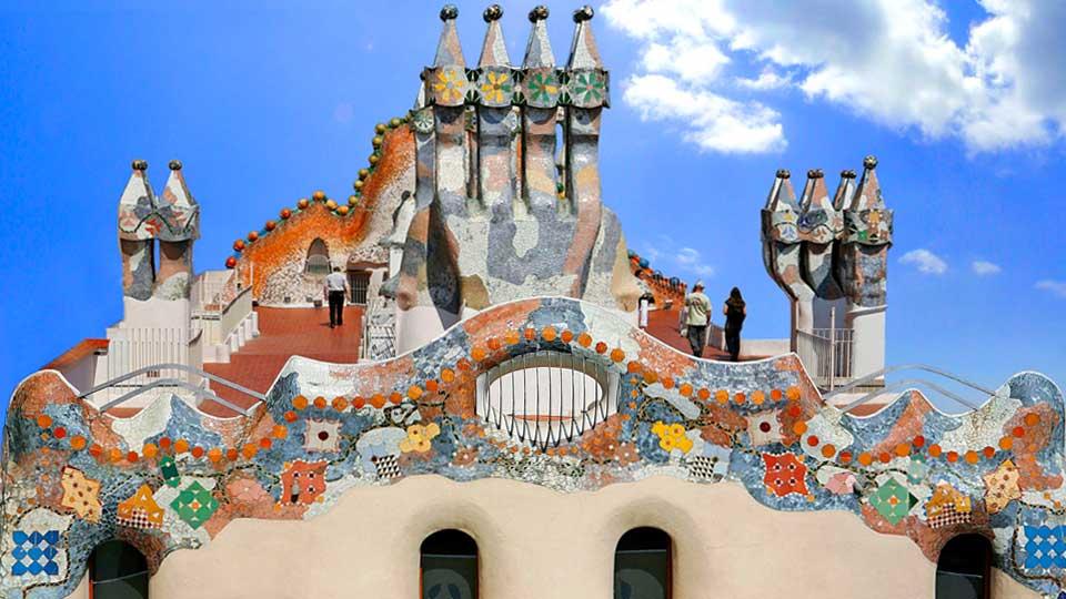 Pftw Aristotle Quote: PFTW: Antoni Gaudi