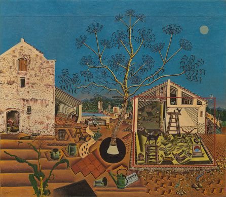 Photo:  The Farm (Miro) 1921