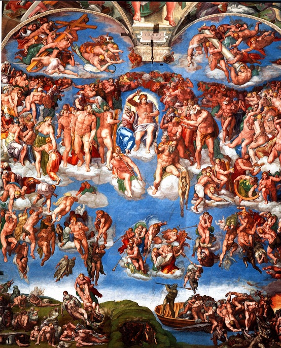 Photo:  The Last Judgment