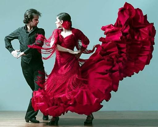 Photo:  Flamenco 10