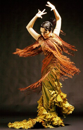 Photo:  Flamenco 14