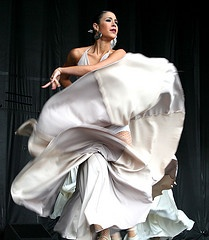 Photo:  Flamenco 15