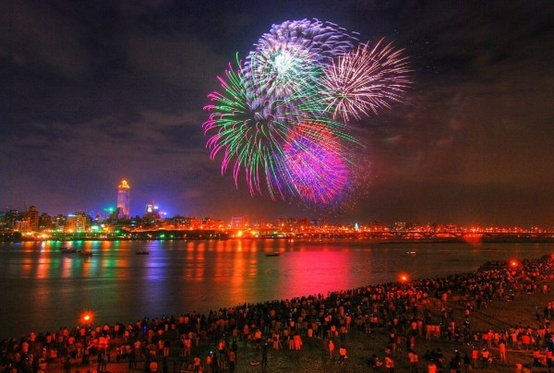 Photo:  Fireworks 02