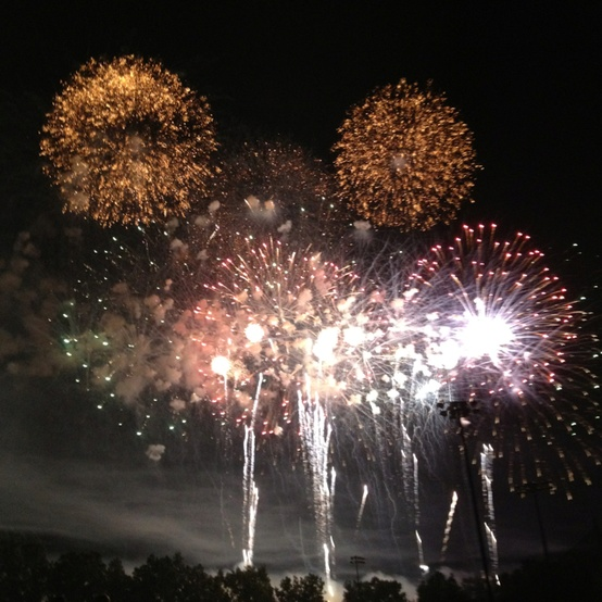 Photo:  Fireworks 04