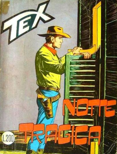 Photo:  Tex Willer 57, Luglio 1965