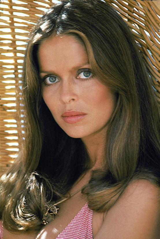 Photo:  Bond Girl Barbara Bach