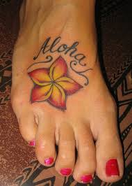 Photo:  Flower Tattoo 014