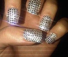 unghie gioiello