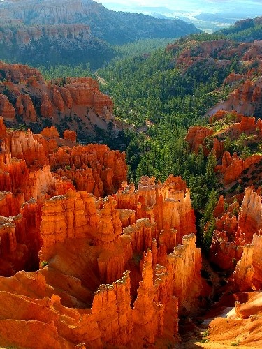 Photo:  Bryce Canyon, Utah