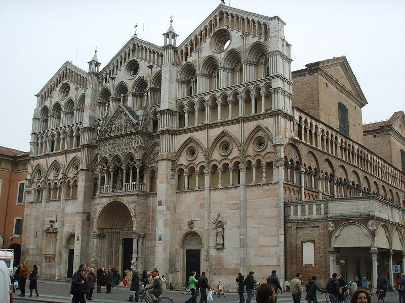 Photo:  Cattedrale