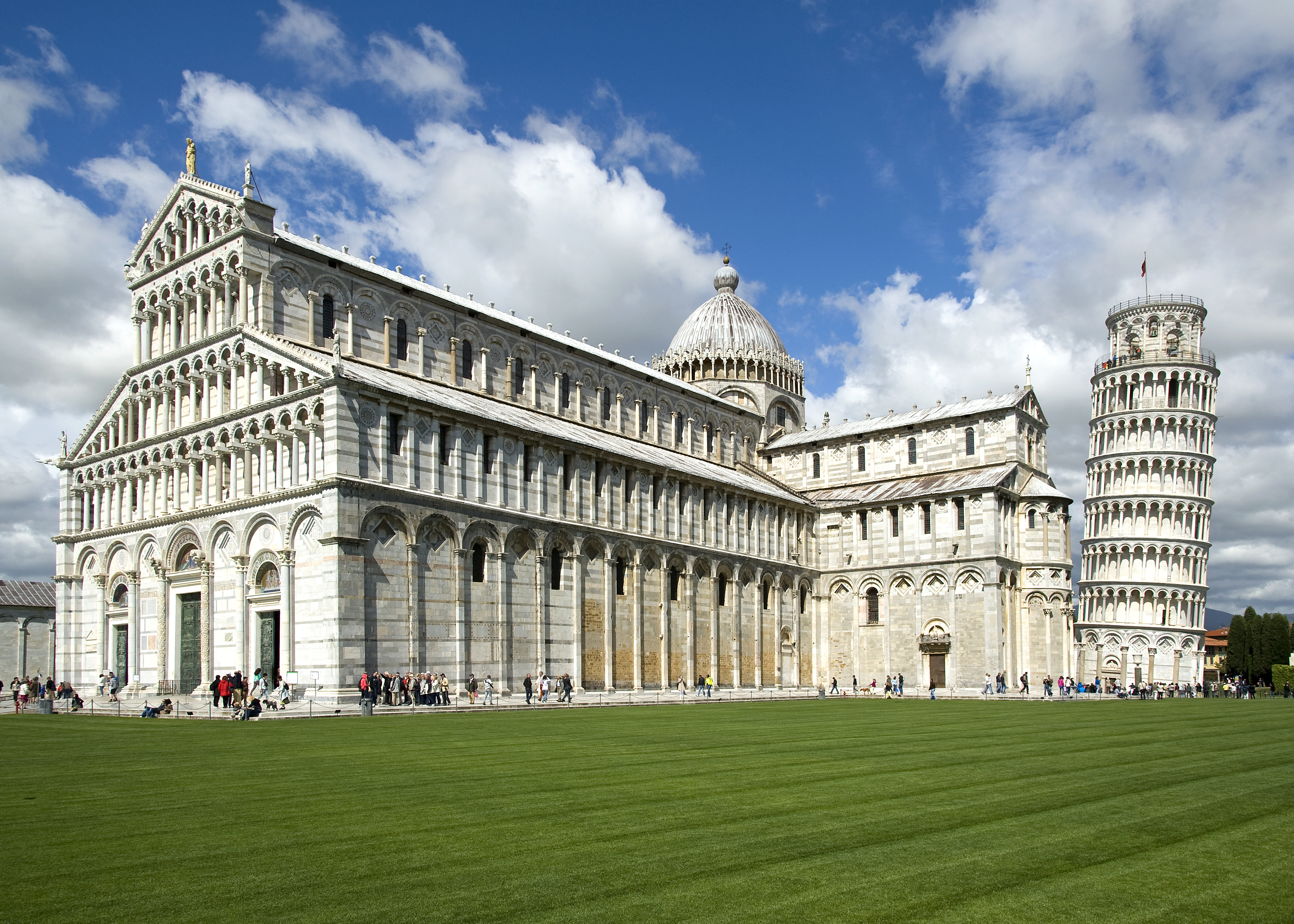Photo:  Duomo_of_the_Archdiocese_of_Pisa