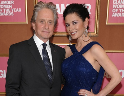 Photo:  Catherine Zeta Jones and Michael Douglas 11