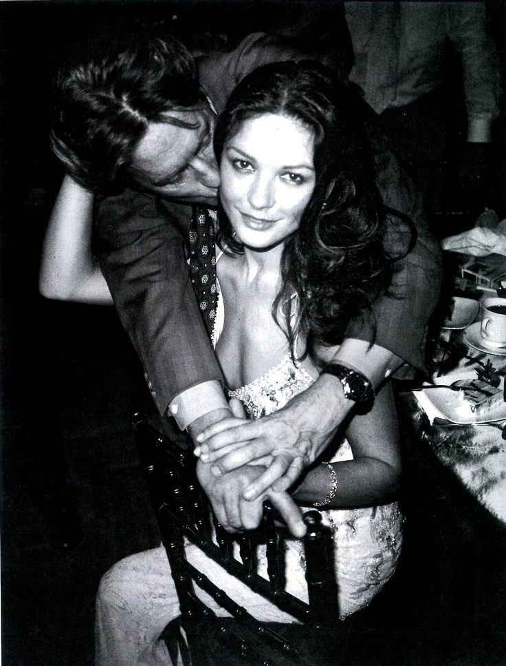 Photo:  Catherine Zeta Jones and Michael Douglas 4