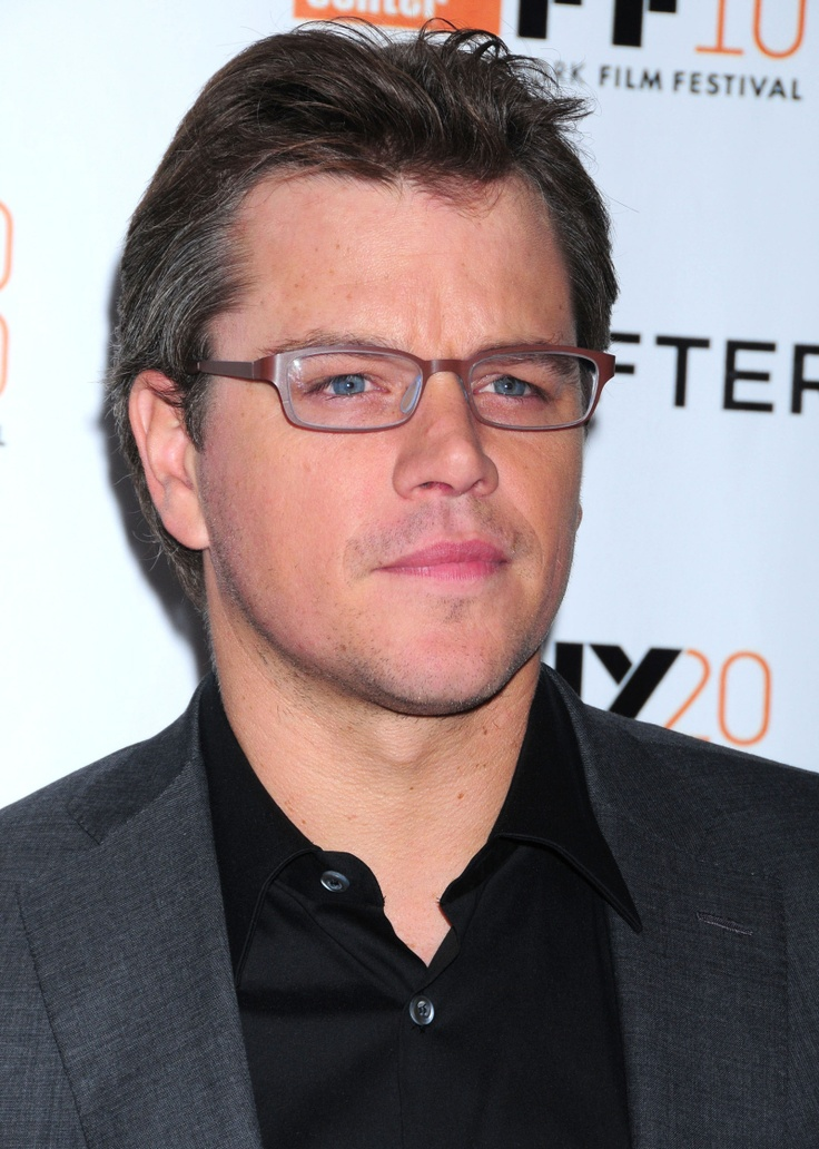 Photo:  Matt Damon 02