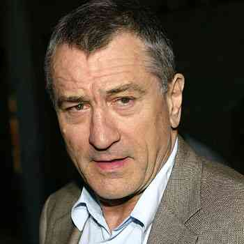 Photo:  Robert De Niro 03