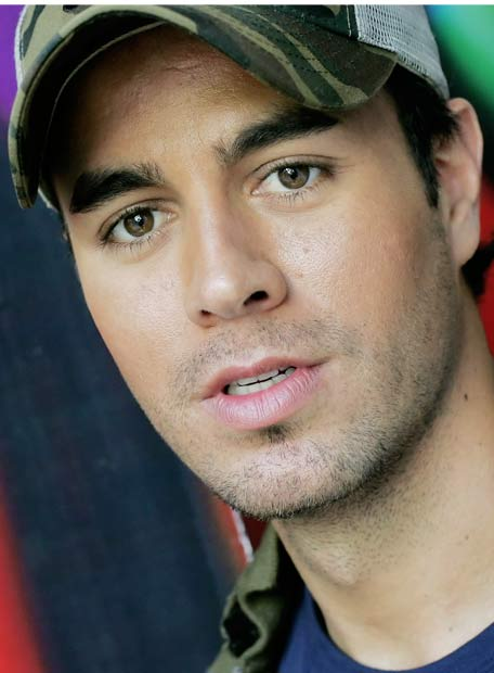 Photo:  Enrique Iglesias 05