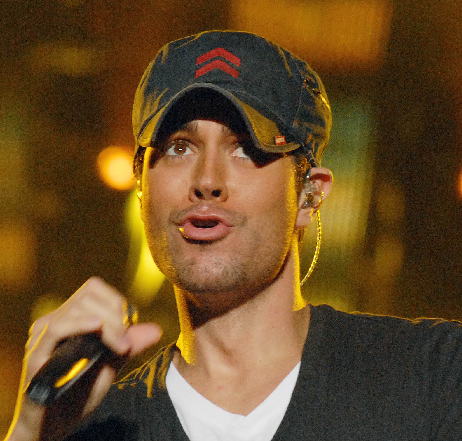 Photo:  Enrique Iglesias 09